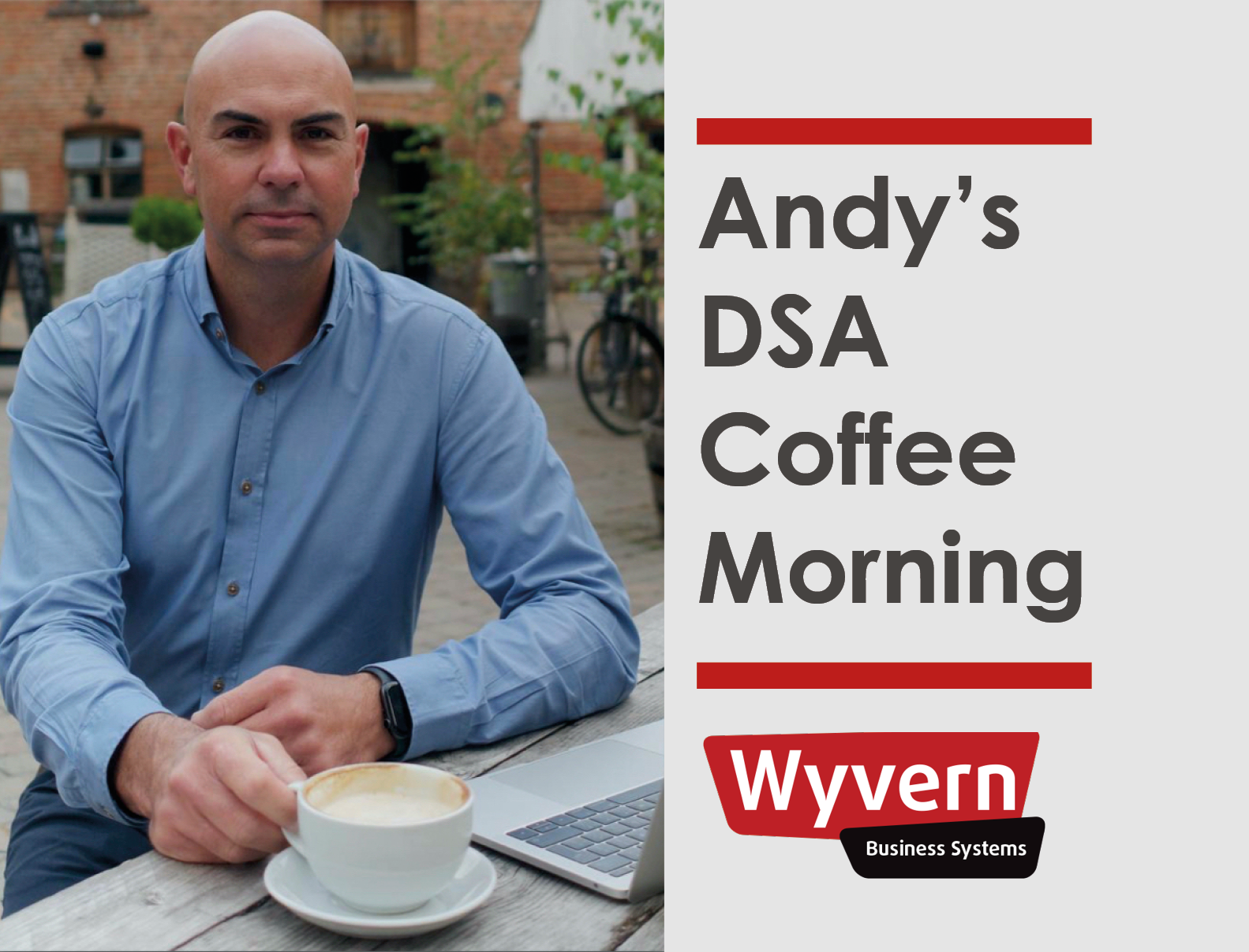 Andy's Coffee Morning